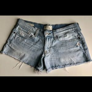 Lucky Brand Denim Cut Off Shorts
